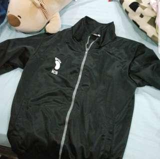 Haikyuu anime karasuno jacket