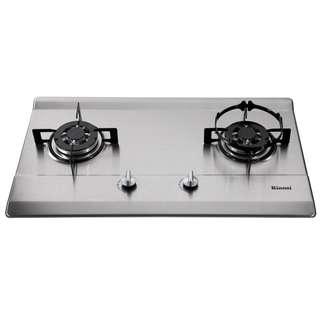 Rinnai Stainless Steel Flexible Gas Cooker Hob (RB-712N-S)