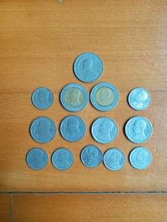 14個泰幣