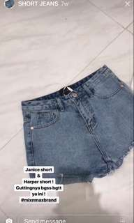 Janice Shorts