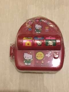 Hello Kitty 舊玩具 老虎機