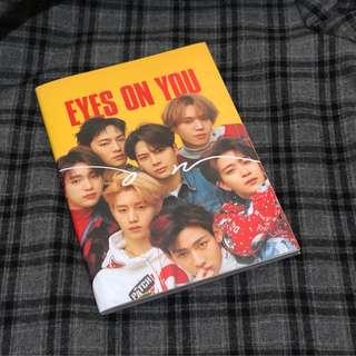 Got7 Eyes On You Album 2018