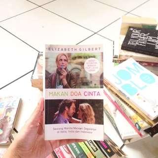 Eat Pray Love (bahasa indonesia)