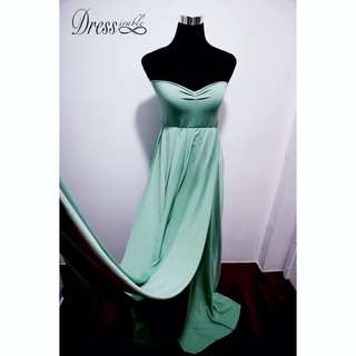 Infinity Gown for Sale or Rent
