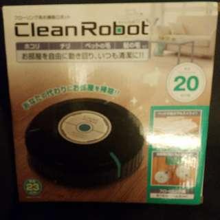 吸塵robot