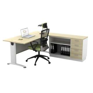 OFFICE L- SHAPE DESK