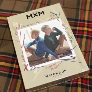 MXM Match Up and UNMIX Album