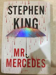 Non-Fiction story books MR.MERCEDES