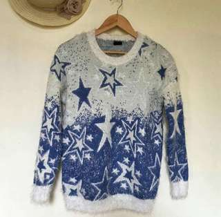 FUZZY SOFT PULLOVER