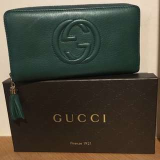 AUTHENTIC Gucci Soho Cellarius
