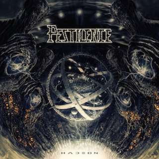 Pestilence ‎– Hadeon Grey LP Vinyl