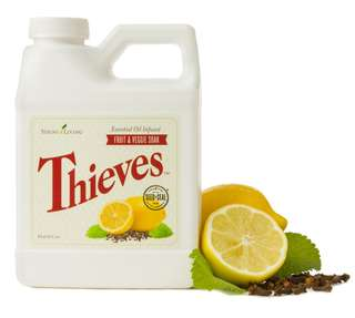 New! Young Living Thieves Fruit & Veggie Soak