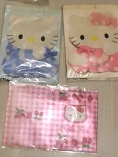 (買二送一) Sanrio hello kitty 卡 送膠布