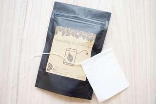 Drawstring Tea Filter Bag (50pcs)