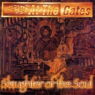 At The Gates – Slaughter Of The Soul Vinyl LP (Black) FDR (Full Dynamic Range)