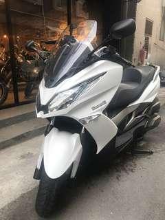 2015年 Kawasaki J300 ABS 車況極優 可分期 免頭款