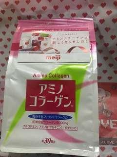 Meiji Amino Collagen Powder Refill