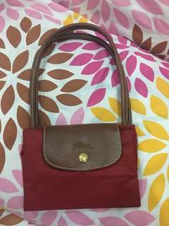 Authentic Longchamp Le Pliage Shopping Tote