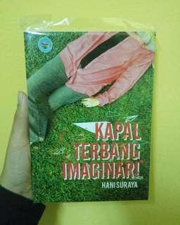 Books| Kapal Terbang Imaginari