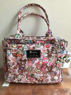 BNWT Donutella Sweet Shop DSS Be Classy with Messenger strap (No CP)