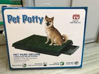 最新款免尿布狗廁所