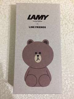 Lamy X Line Friends Limited Edition