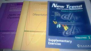 M2 exercises pack(strongly recommended for aimed-high-student in F4) with one last minute M2