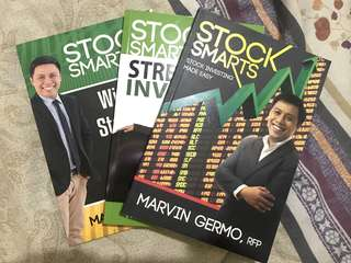 Stock Smarts by Marvin Germo