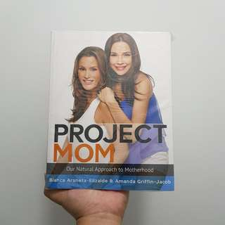Book - Project Mom