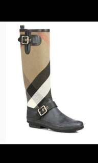 Boots - from Burberry