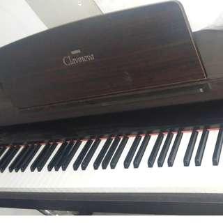 CLP-153S Clavinova Yamaha Digital Piano #499 from Japan