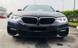 New MODEL BMW G30 SAMBUNG NAYAR