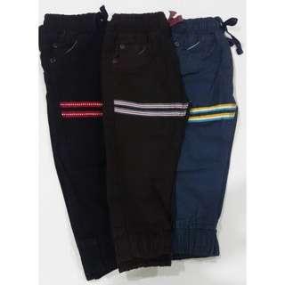 Jogger Kids Stripe Pants