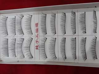 TAIWAN FALSE LASHES (218) Natural looking