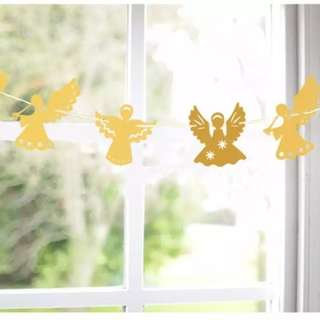 Angel Banners/ bunting/Garland