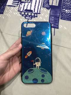 Case iPhone 7+ Space