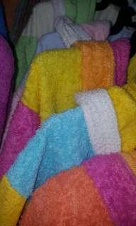 New arrival kids unisex bathrobe