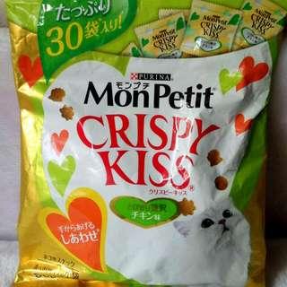 【日本熱銷貓咪餅乾特價219元】大包的。貓奴必買款。