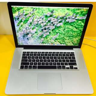 MacBook Pro 15 core i5 2.4ghz