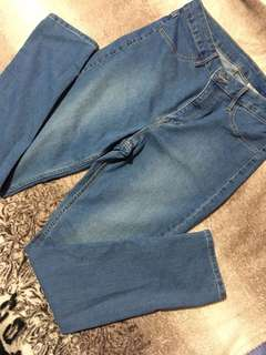 REPRICED!!! H&M Denim Pants