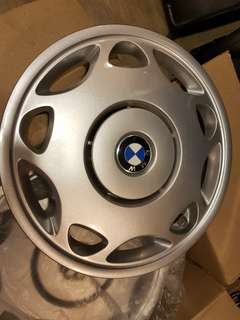 BMW E36 Wheel Caps