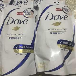 Japan Dove Body Wash Premium Moisture Care