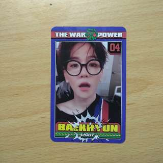 Baekhyun's Power PC