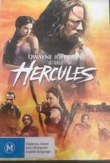 Hercules DVD (2014)