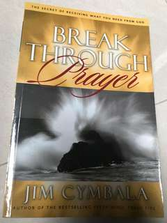 Jim Cymbala Breakthrough Prayer