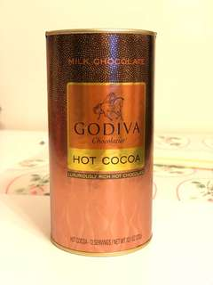 Godiva Hot Cocoa Milk chocolate