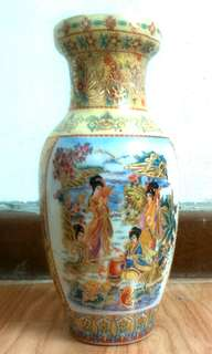 Antique Small Vase (Negotiable)