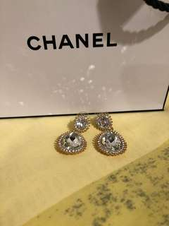 Chanel inspired diamond