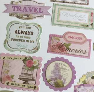 Memories Cardstock Die Cuts