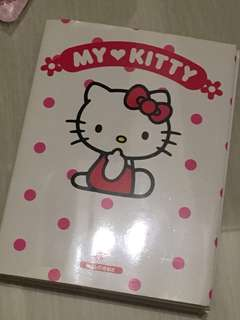 Sanrio Hello Kitty 收藏人士必備 書 每年產品系列圖片